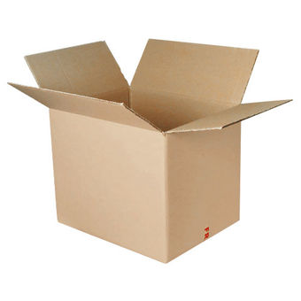 Caisse carton simple cannelure - PolyPack® SC de 50 à 80 cm